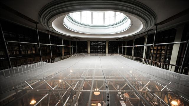 Interior roof repairs